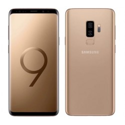 SAMSUNG Galaxy S9 plus 64GB DS zlatý