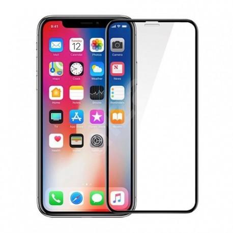 Apple iPhone XR 3D Full Ochranné sklo - čierne