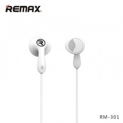 REMAX RM-301 Headset - Biely