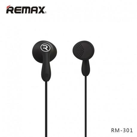 REMAX RM-301 Headset - Čierny