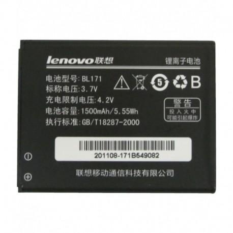 Lenovo BL171 1500mAh Originálny Swap Batéria - A356
