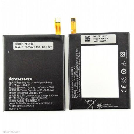 Lenovo BL234 4000mAh Originálny Swap Batéria - A5000/P70/P1m