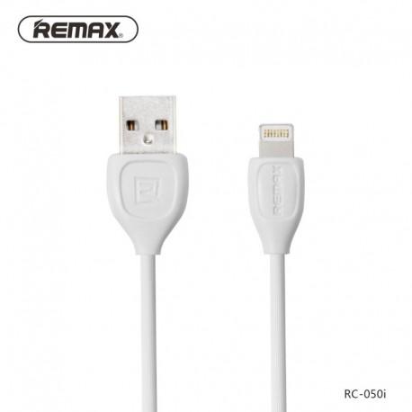 Remax RC-050i Lesu lighting Dátový kábel - Biely