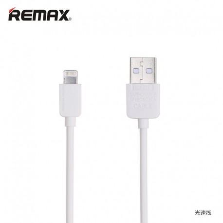REMAX Lighting Light 1m Dátový kábel - Biely
