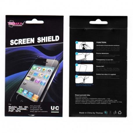 Apple iPhone 5/5C/5S/SE ochranná fólia Clear Thomax Black