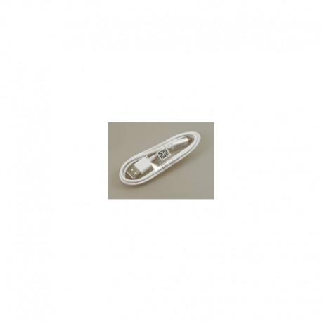 Samsung ECB-DU4AWE Micro Dátový kábel - Biely