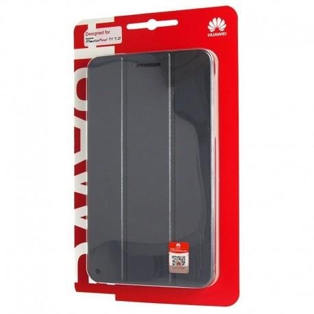 """Huawei MediaPad T1/T2 7.0 Smart knižkové puzdro - Čierne"""""""