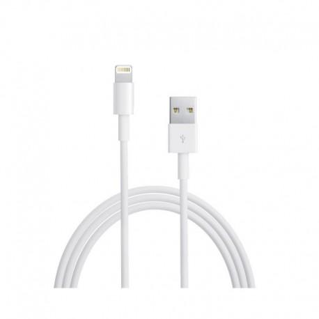 Apple MA591G/A iPhone 4 Gyári 1M Kábel - Biele