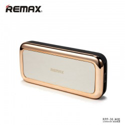 Remax RPP-35 Mirror 5.500mAh Powerbank - Zlaté