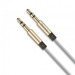 Baseus AUX 2M Dátový Kábel - Zlaté