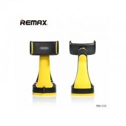 Remax RM-C15 Stojan do auta - Čierny/Žltý