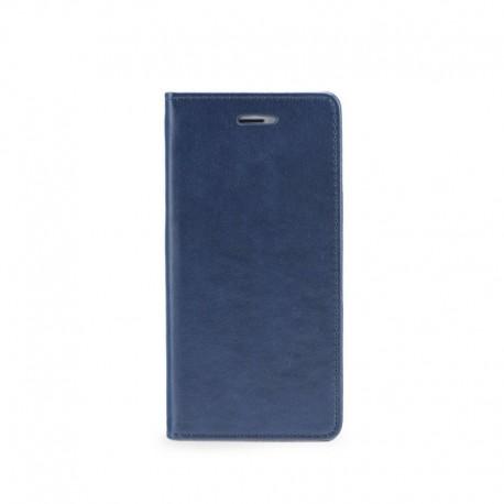 Huawei P8 Lite Flexi Magnet Knižkové puzdro - Modrý