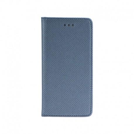 Apple iPhone 6 6s Flexi Smart Knižkové puzdro - Strieborné - AMAS ... 481a4c95bc8