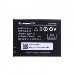 Lenovo BL192 2000mAh Originálny Swap Batéria - A328