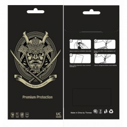 LG K10/K420 Ochranná fólia na displej transparentné Thomax Black