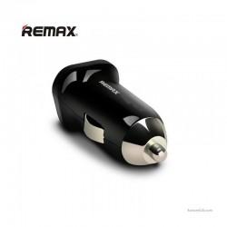 REMAX 1XUSB/2.1A Autonabíjačka - Čierna
